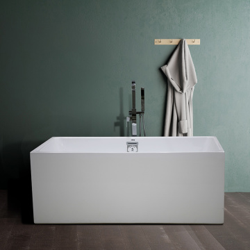 Plastic Square Small Bathtub