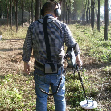 3-5 Meters depths  Intelligent Digital Metal Detector with 1 Year Warranty
