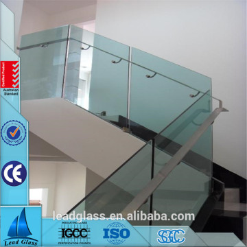 1152mm Clear Tempered Laminated Glass For Balcony