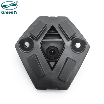 GreenYi CCD Vehicle waterproof Night Vision Logo Mark Emblem Front View Camera For Renault Koleos 2014 2015 Car