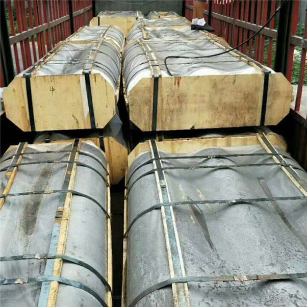 Carbon Electrodes RP 500 550 Length 2100mm 2400mm