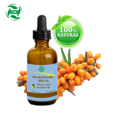 100% pure and natural seabuckthorn fruit oil