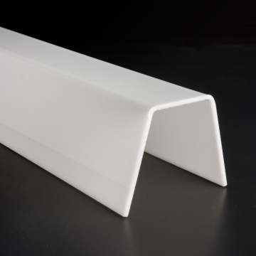 Polycarbonate solid sheet cold bending service