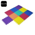 EVA Giftfri Plain Puzzle Kids Play Floor Mat
