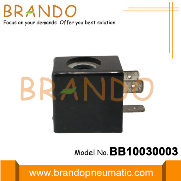 10mm Hole Pneumatic Solenoid Valve Coil With DIN43650B