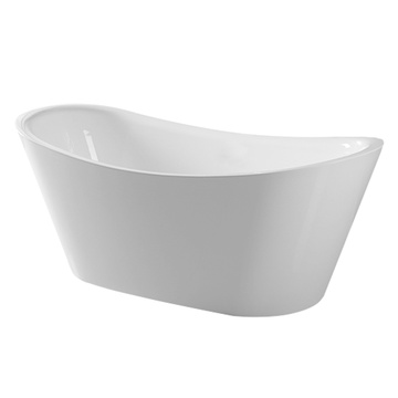 66 Acrylic Freestanding Tub