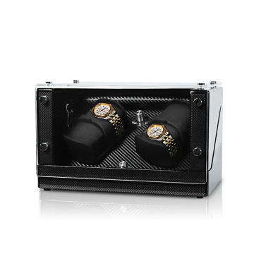 watch winder with storage case