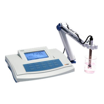 Versatile user-friendly Benchtop pH Meter