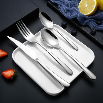Stainless Steel Western Cutlery Set