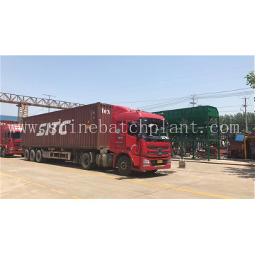 75 Sale Mobile Concrete Batching Plant