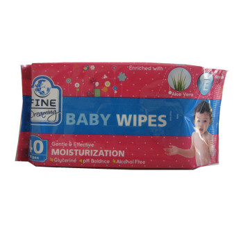 Factory Price Organic Wipes for Baby