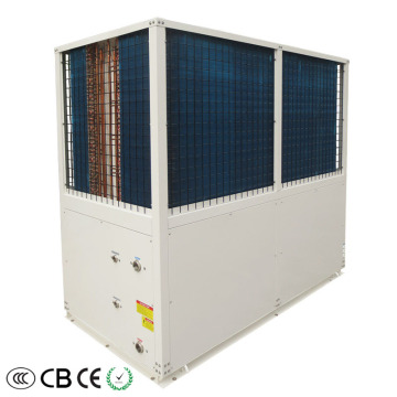 Commercial 80kw Inverter Heat Pump Chiller