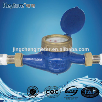 Mechanical Water Meter with NRV