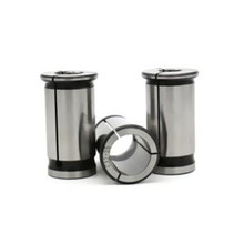 Spring Collet Straight Shank Collet