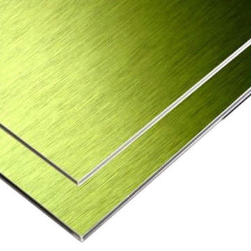 Brushed ACP Aluminum Composite Panel