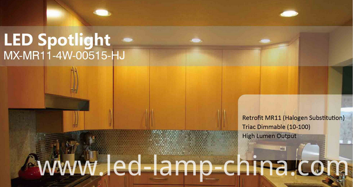 mr11 led spot light