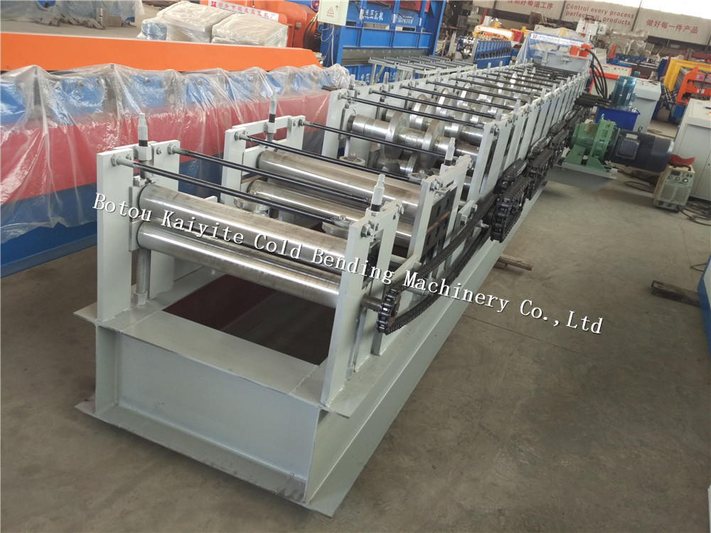 Automatic Adjustable Z Purlin Roll Forming Machine