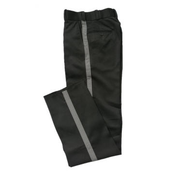 Pants with 1/2''  grey tape suit pants