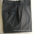 Men's Black Business-related Professional Suit Pants