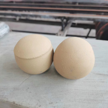 Rolling Type Nonporous Medium Alumina Ceramic Balls