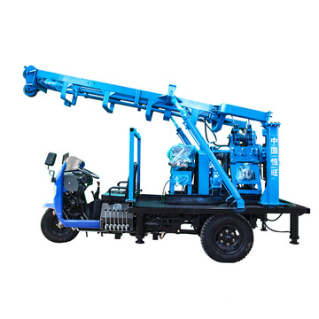 200M Water Drilling Rig