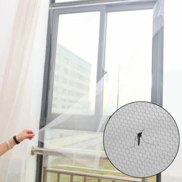 plastic fly screen adhesive window screen