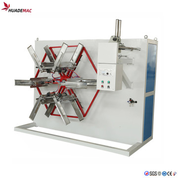 Automatic single and double coil winder