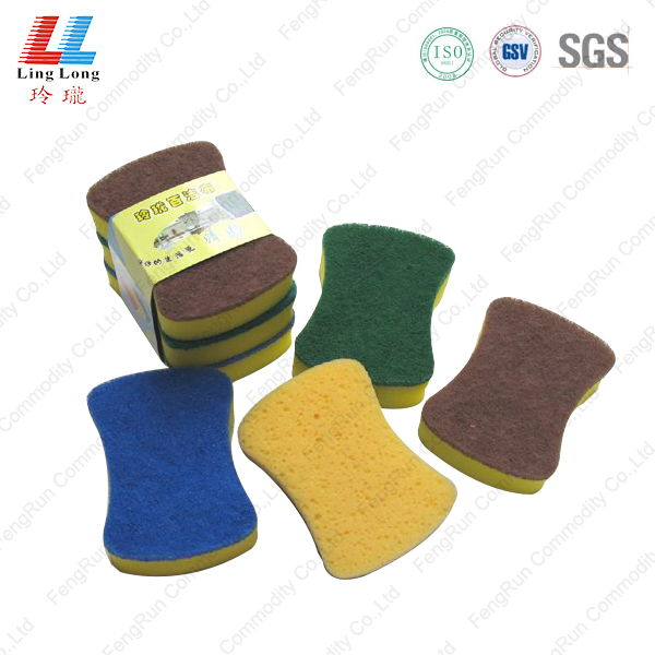 kitchen sponge cleaning dish water filter sponge