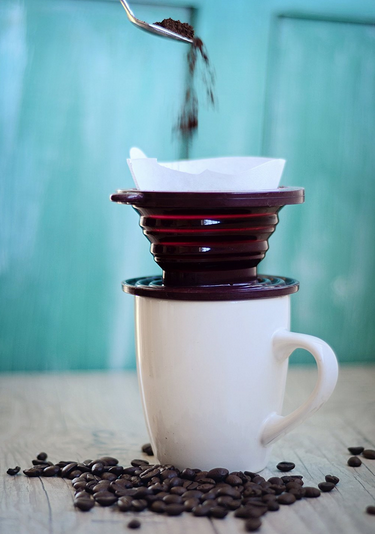 One Cup Coffee Filter