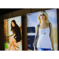 LED Backlit Frameless Fabric Light Boxes