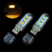 Mini USB Led Light Table Night-light USB Gadget Desk Power saving 5730 Night Light lamp For Xiaomi Powerbank keyboard light led