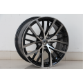 Wheel Rim 17inch Black Replica