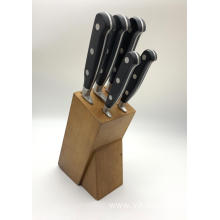 6pcs kitchen knife set