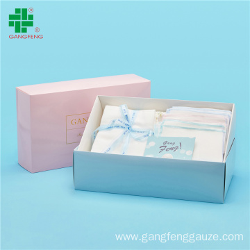100% gauze baby wash towel