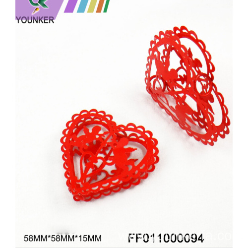 Customized Shape Metal Ornament