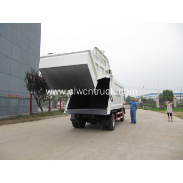 Exporting to South America ISUZU  8cbm Waste Truck