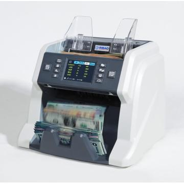 Multi currency bill value counting machine