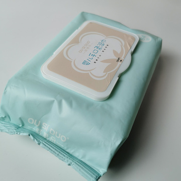 Unscented Large Package HypoAllergenic Baby Wet Wipes