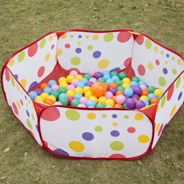 kids play tent Soft Colorful  Ocean Balls
