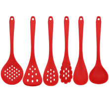 Colorful BPA Free Silicone Cooking Set