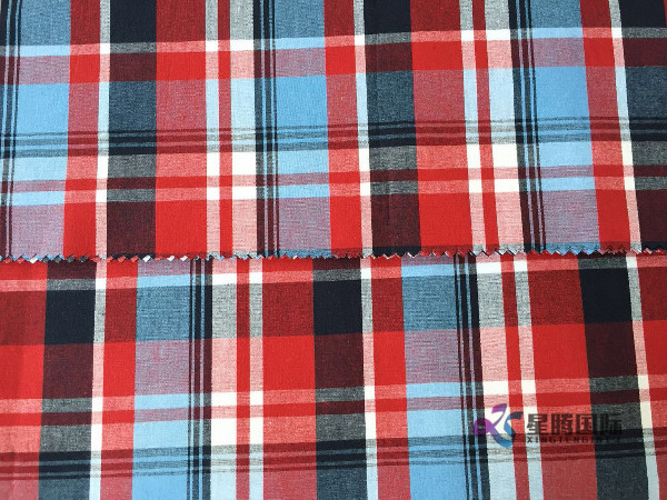 High Design Yarn Dyed Fabric For Dress