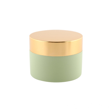 Cosmetic Packaging Anodized Face Mask Jar