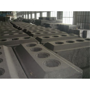 Electrolytic Aluminium Carbon Anode Prebaked Anode