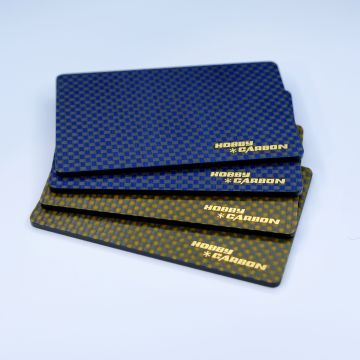 Multi Funnctional Carbon Fiber Card Holder Wallet