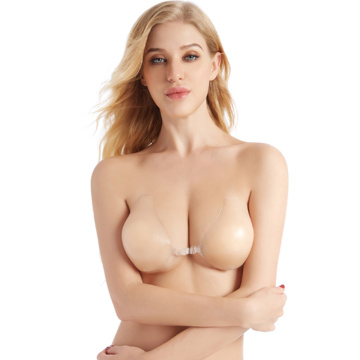 Backless Strapless Self Adhesive silicone bra