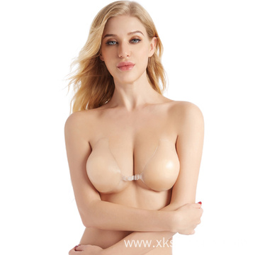 Adhesive Strapless Backless bras Breast Enhancer