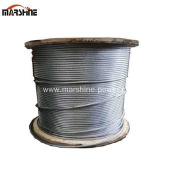 Customized Galvanized Steel Wire Rope 7x19