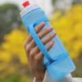 Marathon running sport water bottle | Silicone kettle