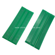220mm Green Guide Shoe Insert for ThyssenKrupp Elevators