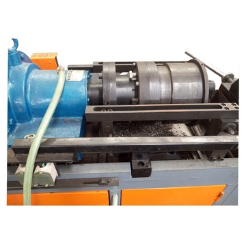 Metal metallurgy machinery rebar thread rolling machine